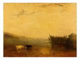 Teignmouth Harbour, c.1812 Impression giclée par J. M. W. Turner