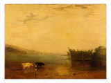 Teignmouth Harbour, c.1812 Giclee Print by Joseph Mallord William Turner