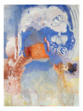 Composition, c.1900 Giclee Print by Odilon Redon