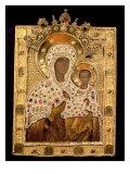 Icon of the Virgin, Smolenskaja monastery, Moscow, 16th century Giclee Print