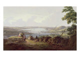View of Greenock, Scotland Giclee Print by Robert Salmon
