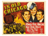 In Old Chicago, 1938 Giclée-tryk