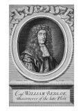 William Bedloe Giclee Print by Robert White
