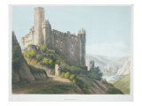 Thurnberg, engraved by T. Sutherland, 'A Picturesque Tour along the Rhine, from Mentz to Cologne' Giclee Print by Christian Georg II Schutz Or Schuz