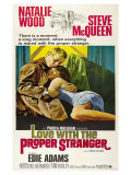 Love With the Proper Stranger, 1964 Giclée-Premiumdruck