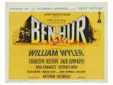 Ben-Hur, 1959 Digitálně vytištěná reprodukce