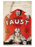 Faust, 1926 Posters