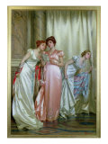 The Letter Giclee Print by Vittorio Reggianini