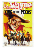 King of the Pecos, 1936 Art