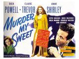 Murder My Sweet, 1944 Plakat