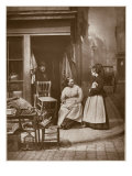 Old Furniture, from 'Street Life in London', 1877-78 Reproduction procédé giclée par John Thomson