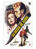 The Iron Mistress, Spanish Movie Poster, 1952 Prints