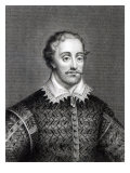 Edmund Spenser, Engraved by Burnet Reading Giclee Print by George Vertue