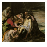 The Descent from the Cross Giclee Print by Paolo Veronese