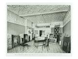 Frederick Walton's Showroom, London Giclee Print