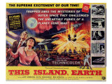 This Island Earth, 1954 Art