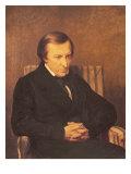 Felicite Robert de Lamennais, 1845 Giclee Print by Ary Scheffer