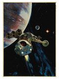 2001: A Space Odyssey, 1968 Prints