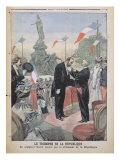 Jules Dalou Giclee Print by Oswaldo Tofani