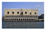 South Facade of the Doge's Palace Giclee Print