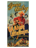 Git Along Little Dogies, 1937 Art