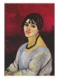Self Portrait, 1918 Giclée-Druck von Marie Clementine Valadon