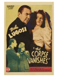 The Corpse Vanishes, 1942 Prints