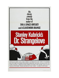 Dr. Strangelove, 1964 Premium Giclee Print