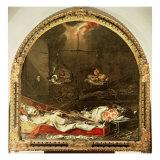 Finis Gloriae Mundi Giclee Print by Juan de Valdes Leal