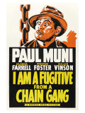 I Am a Fugitive From a Chain Gang, 1932 Lmina gicle