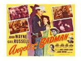 Angel and the Badman, 1947 Giclee Print