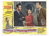 Terror in the Haunted House, 1958 Giclee Print