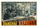 Shanghai Express, 1932 Prints