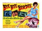 Bye Bye Birdie, Belgian Movie Poster, 1963 Giclée-tryk