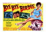 Bye Bye Birdie, Belgian Movie Poster, 1963 Art