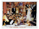 Merry Widow, 1952 Posters