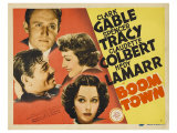 Boom Town, 1940 Posters