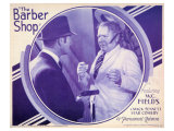 The Barber Shop, 1933 Giclee Print
