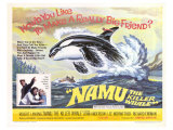 Namu, The Killer Whale, 1966 Giclée-tryk