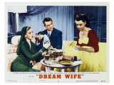 Dream Wife, 1953 Plakater