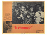 La Chamade, 1969 Poster