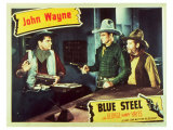 Blue Steel, 1934 Giclee Print