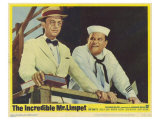 The Incredible Mr. Limpet, 1964 Giclee-vedos