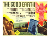 The Good Earth, 1962 Posters
