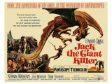 Jack the Giant Killer, 1962 Giclee Print