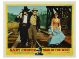 Man of the West, 1958 Posters
