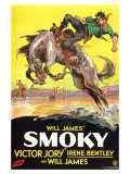 Smoky, 1933 Posters