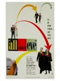 All About Eve, 1950 Plakater