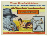 Legend of the Lost, 1957 Giclee-vedos