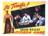 Citizen Kane, 1941 Poster